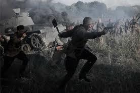 Брестская крепость, фильм.  Российское кино про Великую Отечественную войну - это густо замешанный кал.