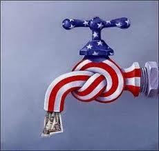 Американцы в панике снимают деньги с вкладов и скупают монеты
