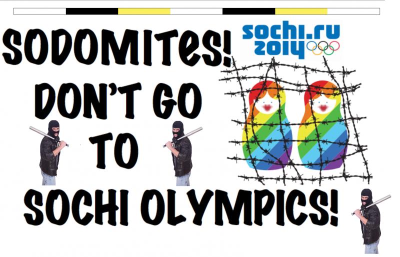 бойкота Олимпиады в Сочи «