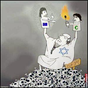 Откровения главы РЕК: причина террора в Европе - антиизраильская политика