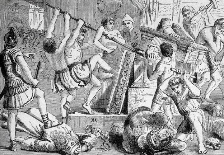 Порно древнем пророчестве порно