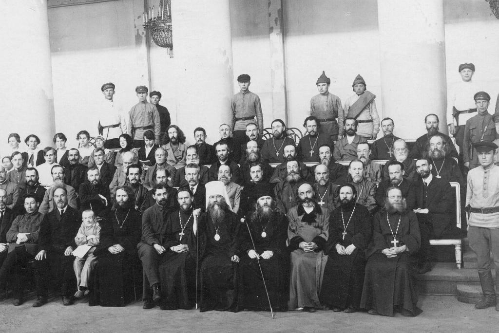 Всероссийский съезд белого духовенства Живой Церкви.jpg