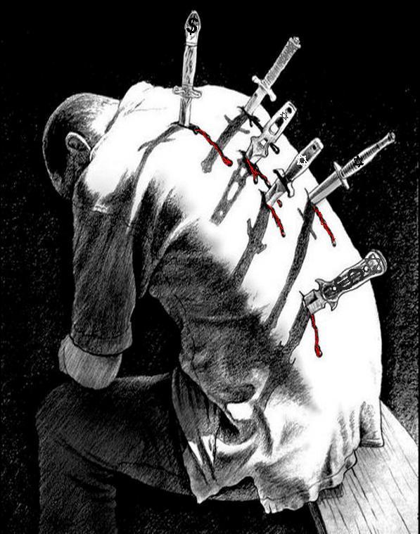россия с ножом в спине.JPG