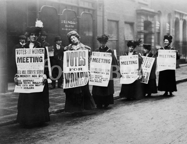 an overview of the womens liberation movement during the 20th century