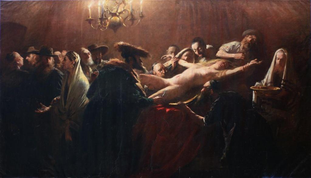 каиниты, ритуальные убийства.JPG