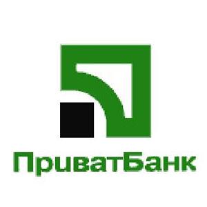 Логотип Приватбанк включает Черный Квадрат Малевича