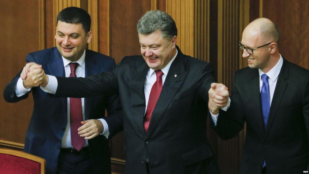 В Раде собираются узаконить процедуру импичмента президента, - Антон Геращенко - Цензор.НЕТ 9507