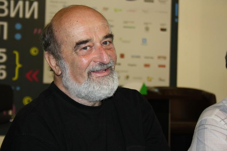 Леонид Финберг, директор Института иудаистики