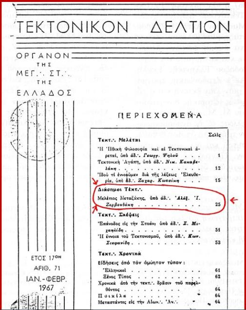 александр зервудакис