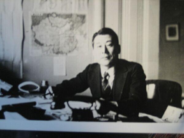 япония, сугихара в правительстве маньчжурии.jpg