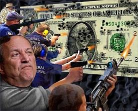 США готовятся сбрасывать бумажные доллары, чтобы ввести деньги Геззеля. Кто получит дивиденды с нового Бреттон-Вудса?