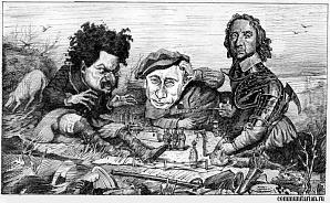 Слово в поддержку британских идеологов или почему Кромвеля нужно сравнивать с Троцким