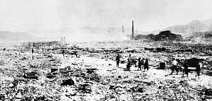 Предложение Москвы призвать США к ответу за Хиросиму нашло отклик в Японии