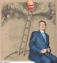 «Шило на мыло или Новый преемник Путина»: к недееспособному премьеру приставят каббалиста