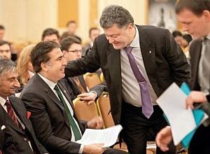 Преступные режимы Вальцмана и Саакашвили «слились в экстазе». Грузия предупреждает Украину о «беглых» чиновниках