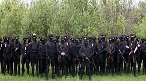 """Боец карательного батальона """"Донбасс"""" Олег Дуб, рассказал о своём преступлении"""