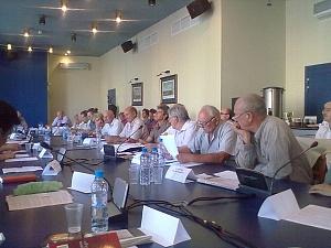 Второе заседание национально-патриотических  организаций.