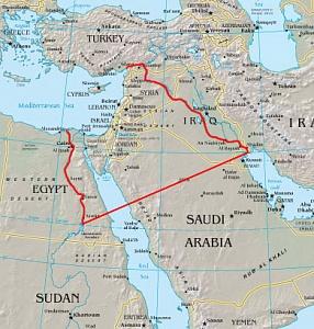 NEWSru co il: Ближний Восток