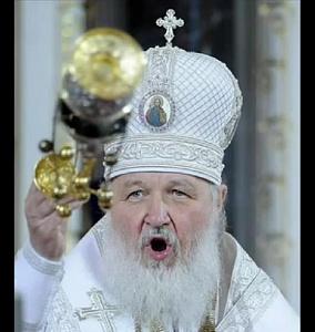 Апостасијски суноврат: патријарх Кирил позвао православне да јеретике не називају јеретицима