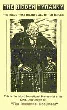 Скрытая Тирания. Интервью с мистером Гарольдом Уоллесом Розенталем