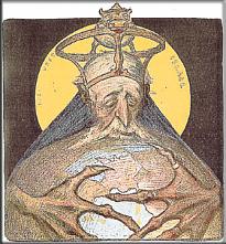«Всемирный еврейский союз» против России - записка министра иностранных дел Российской Империи Ламздорфа