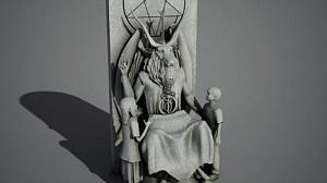 О «приоритете прав меньшинств». В США собираются установить памятник Сатане