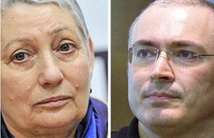 Пропагандистке педофилии Улицкой платит Ходорковский