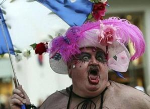 Гомосексуализм — болезнь, распространяемая СМИ