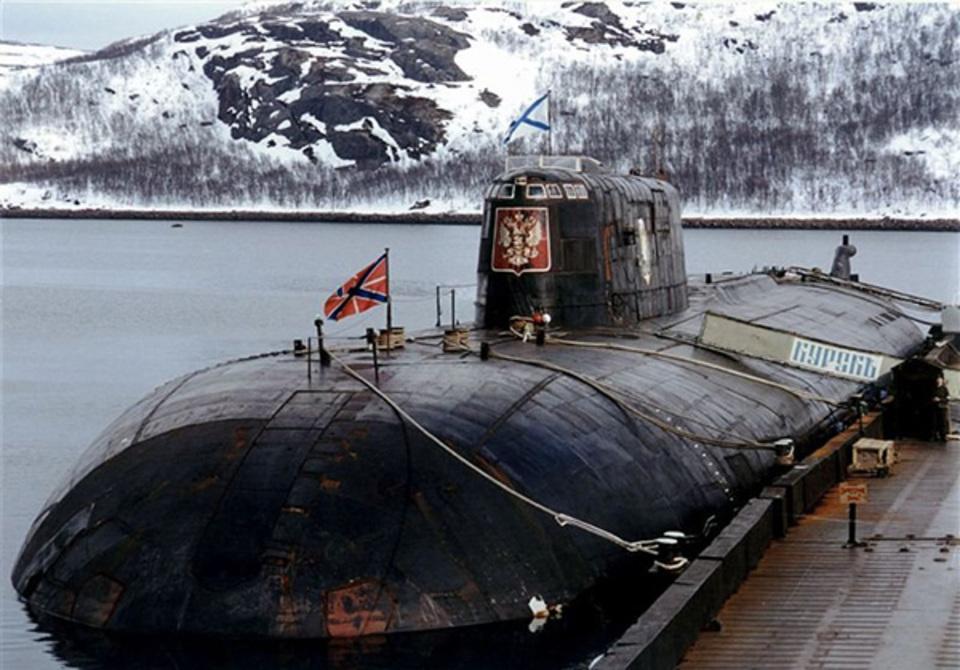 Фильм подводная лодка попала в прошлое