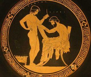 Сексуальное воспитание юношей в древней греции