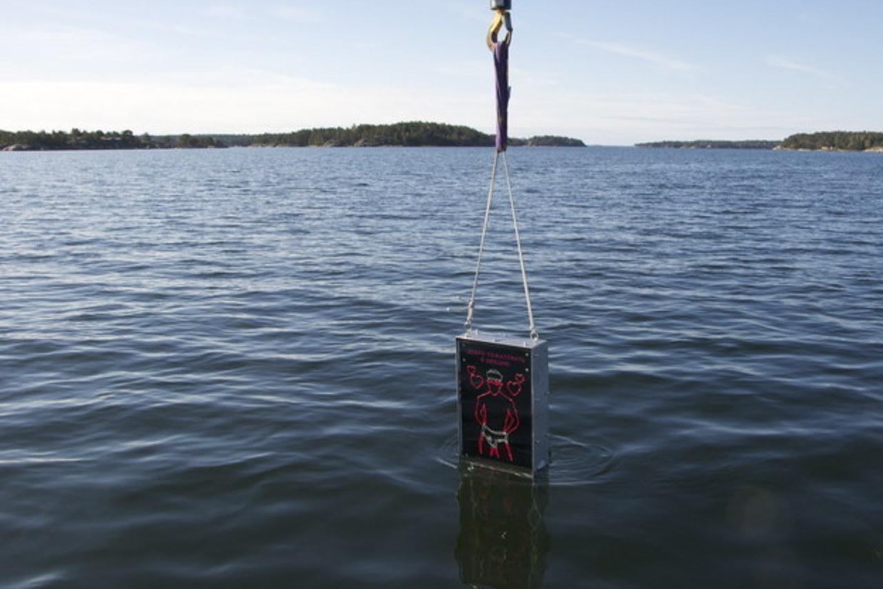 «Русские подводные лодки» в Швеции будут «отпугивать»… рекламой содомии