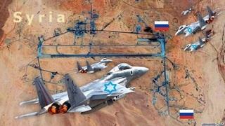 Израиль решил нанести авиаудар по российским объектам в Сирии