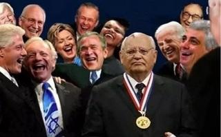 Горбачёв бежал к американцам прятаться от наказания за геноцид русского народа