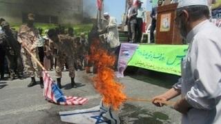Всемирный день Кудса – день борьбы с империализмом и заявления возмущения в связи с преступлениями сионистского режима Израиля