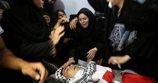 """В трауре каждый год после 1948-го. 39 палестинских детей убил """"Израиль"""" за неполный 2018-й…"""