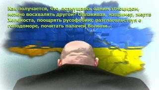 «Жидобандеровцы» на марше. Двойные стандарты украинского нацизма