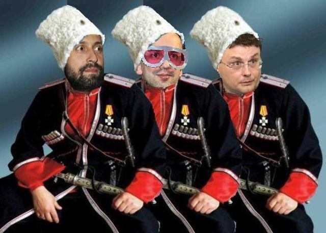 «Федоровский синдром-2» или «Россию будут освобождать от оккупации казаки. Засланные»