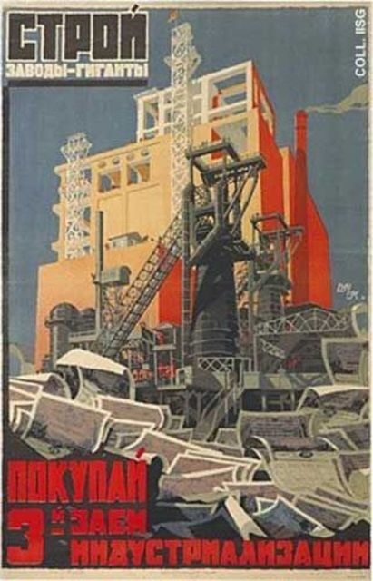 an analysis of industrialization in ussr Ussr, 1917-1991, london: penguin books based in part on stalin's prewar industrialization critical analysis of the relative reliability of different.