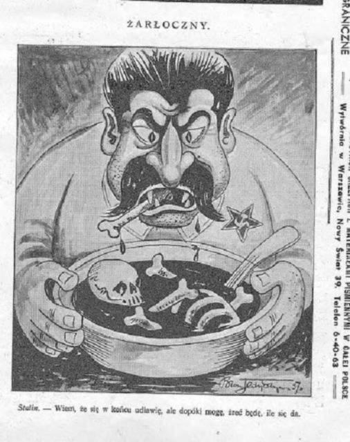 Винить советскую власть в голодоморе невозможно