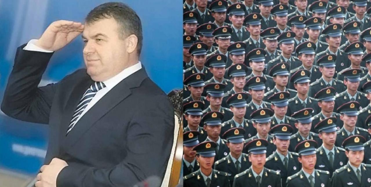 Оценка военной реформы в РФ и КНР в ракурсе Третьей Мировой войны