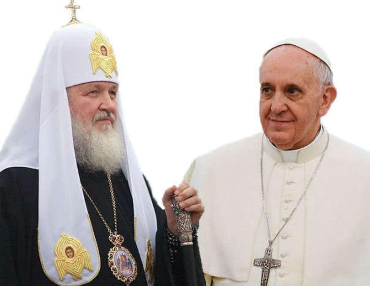 О встрече патриарха и иезуита Франциска. Ольга Четверикова