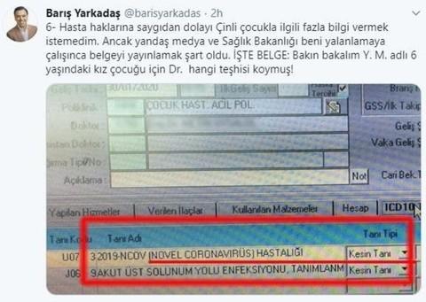 Турция скрывает распространение коронавируса на своей территории 3