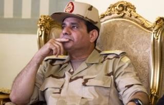 Генерал абдель фаттах аль сиси