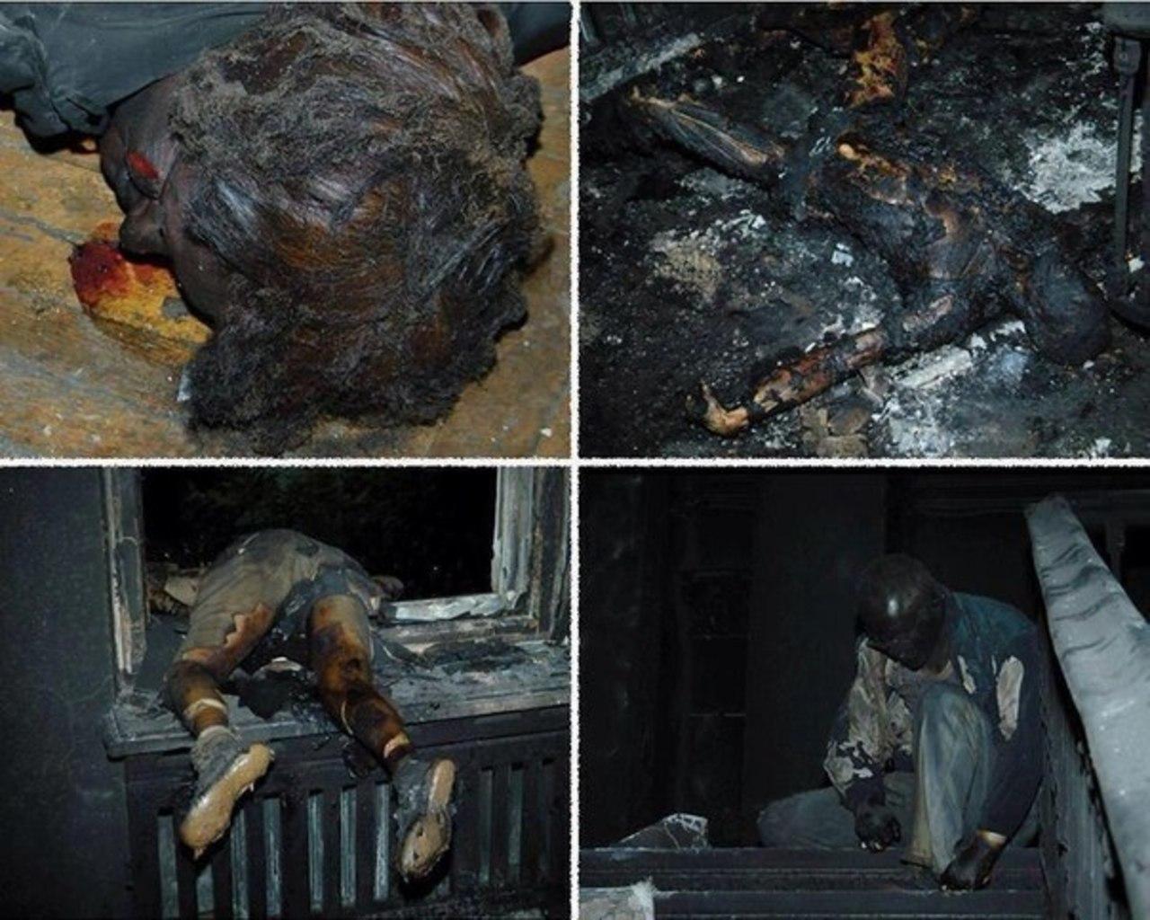 туники что будет если сжечь фото живого человека просто