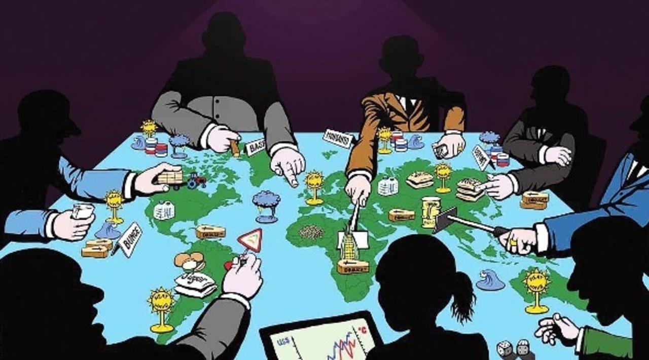 Переформатирование мира. Самый удачный момент для установления реальной демократии?