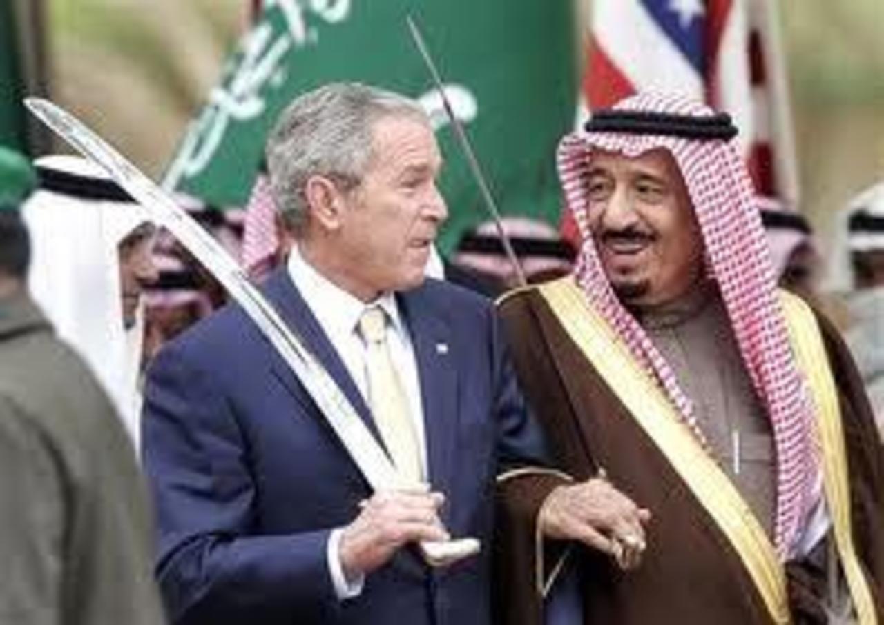 «История  Саудитов  и их связи с евреями»