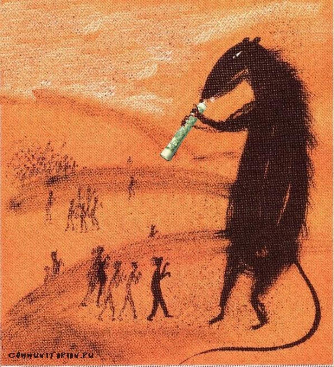 Картинка люди крысы